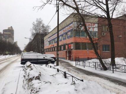 ЦМРТ Старая-Деревня на ул. Дибуновская 45 общий вид здания
