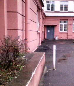 служебный вход в здание больницы РЖД в СПБ, где сделать КТ, где сделать КТ в СПБ